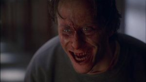 In all seriousness, Steven Weber playing crazy was totally effective.
