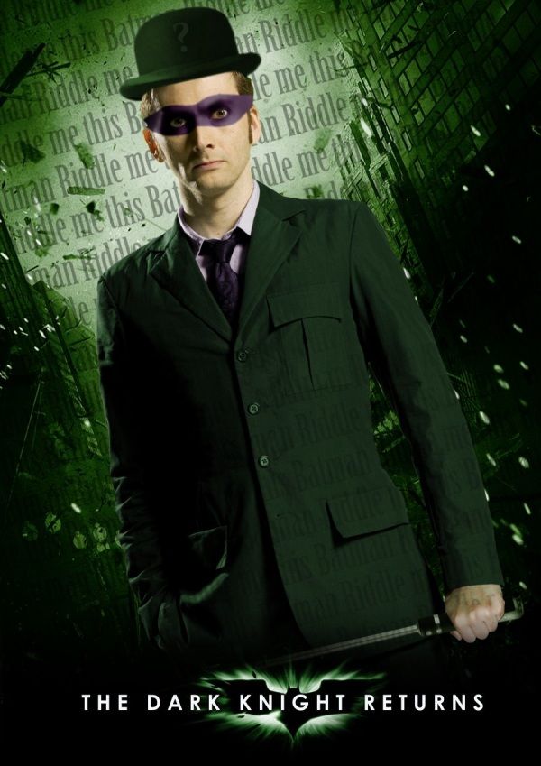 The Riddler is Coming to the Small Screen in Gotham The