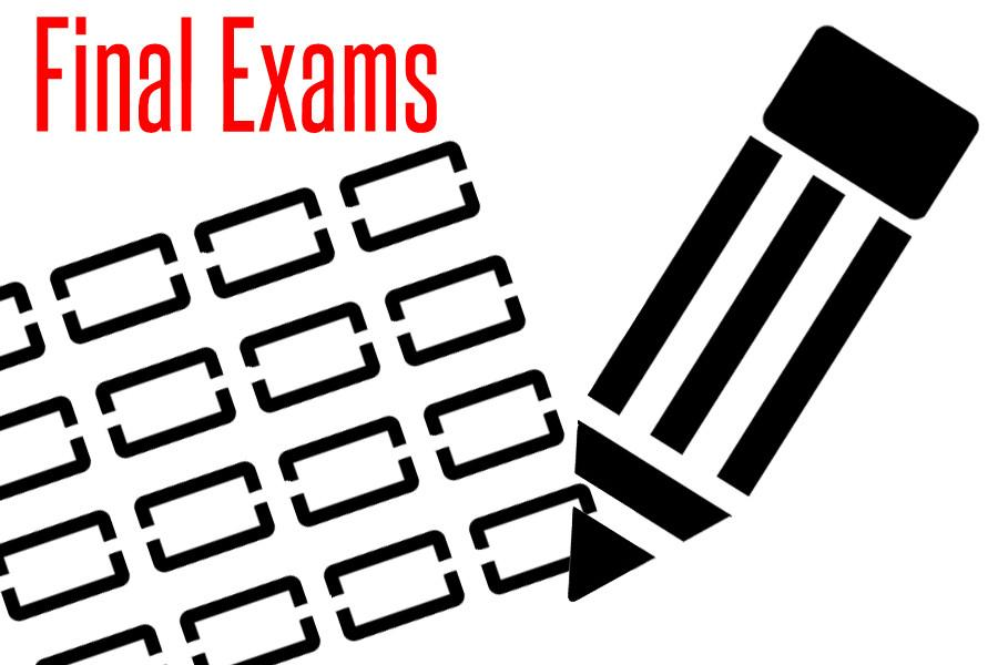 Final Exams to be Taken Before Winter Break