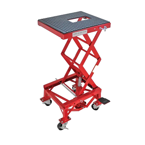 Extreme Max 5001.5083 Hydraulic Motorcycle Lift Table
