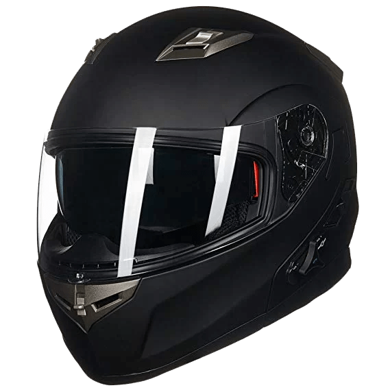 ILM Bluetooth Integrated Modular Flip Up Helmet