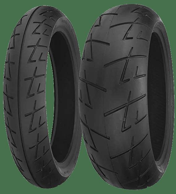Shinko 009 Raven 180by55ZR17 Motorcycle Tire
