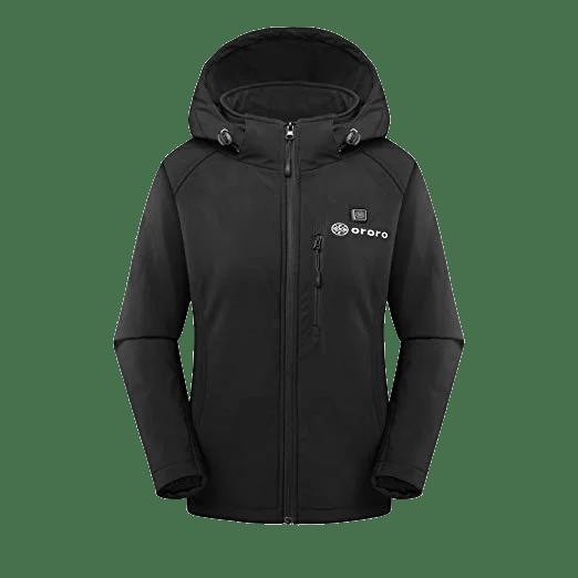 ororo Women's Slim Fit Heated Jacket