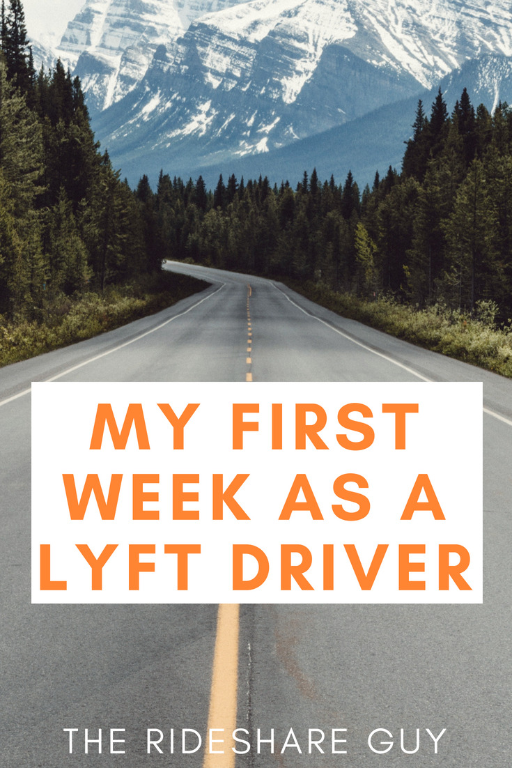 My First Week as a Lyft Driver. I'll be honest, the main reason why I started driving for Lyft was for the money.  I'm obviously passionate about the future of peer to peer ridesharing but what really motivated me to sign up as a driver was the pay.  #lyftdrivertips #lyftdriver #lyftdriverideas