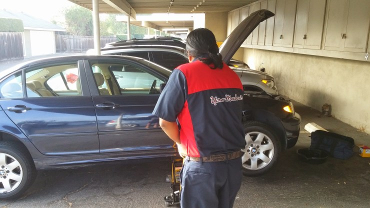 YourMechanic $20 Code Free Oil Change