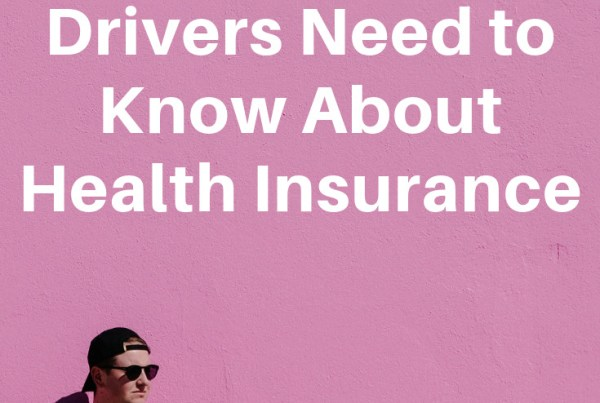 8 Things Rideshare Drivers Need to Know About Health Insurance. Health insurance is a scary topic for most independent contractors but it doesn't have to be. We'll break it all down for you in this article. #healthinsurancetips #healthinsurance