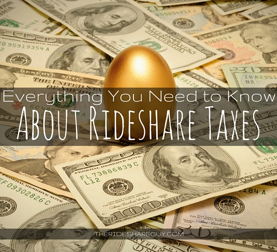 Most don't realize it, but as soon as you become a driver, you are now a business owner. Find out everything you need to know about rideshare taxes now!