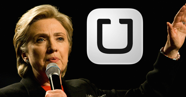 Hillary Weighs In on Uber, LAX Opens Up & Uber Fined $7.3 Million