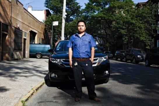 Uber Driver - Bloomberg