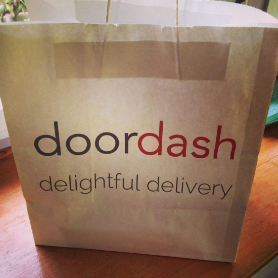 My First Delivery With DoorDash