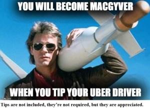 Macgyvver tips
