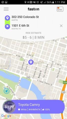 Austin Rideshare