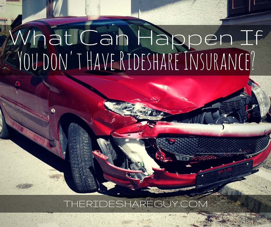 Think you don't need rideshare insurance? Think again! Here are examples why you need rideshare insurance and real life examples of what can happen.