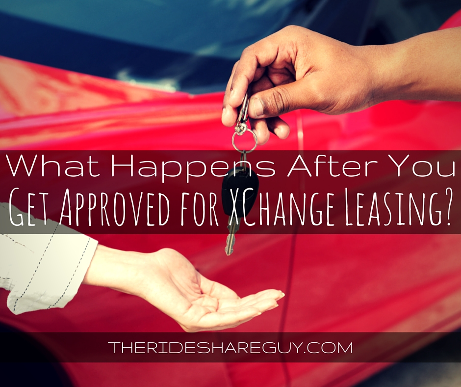 Heard about Xchange Leasing and want to know how it works? We shed some light on what happens after you get approved for a lease.