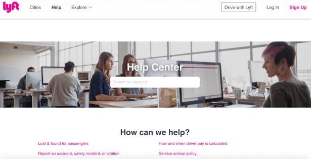 Contact Lyft Customer Support