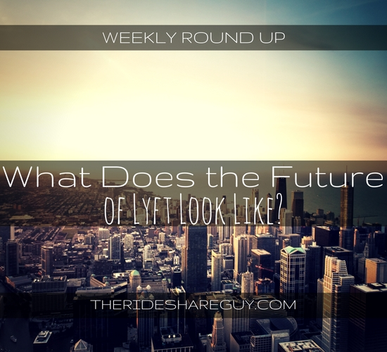 In this week's round up, John Ince covers the future of Lyft - and Uber, what new rulings could mean for rideshare, and more.