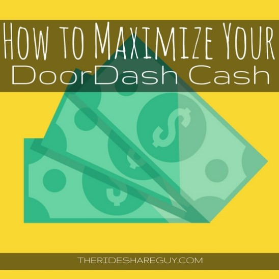 Doordash Tips and Tricks maximize doordash income