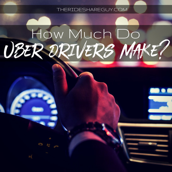 How Much Money Does An Uber Driver Make? Pay & Salary Review