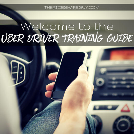 The Uber Driver Training Guide is designed to help you determine if rideshare driving is for you: how to make more money and work smarter, not harder.