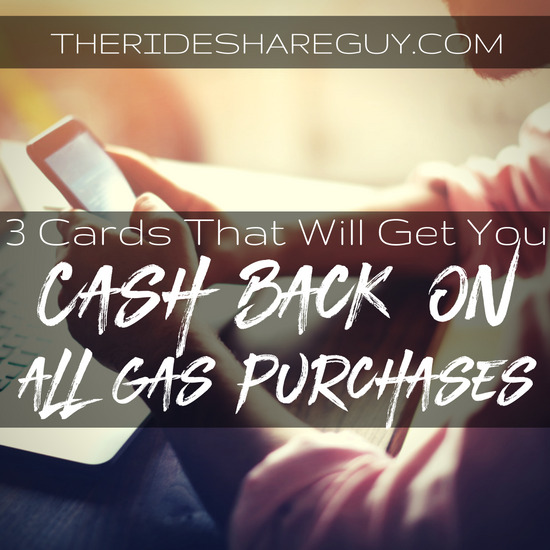 Looking to save money on gas purchases? These cards will help you earn cash back on your gas purchases!