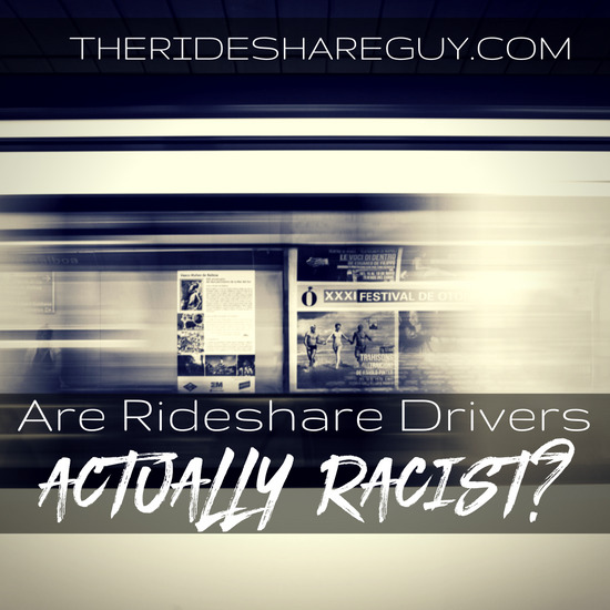 A recent study dropped a bombshell: rideshare drivers might secretly be racist. But is that the real case, or is there more to this story?