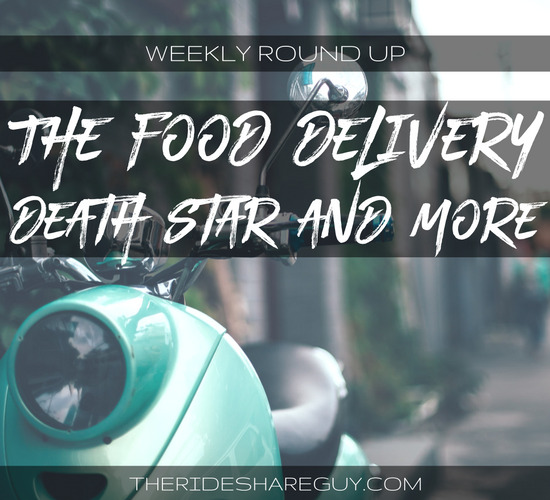 The Food Delivery Death Star