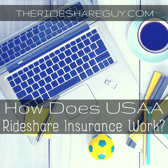How does rideshare insurance with USAA work? We break down what you need to know about USAA, period one coverage, and more!