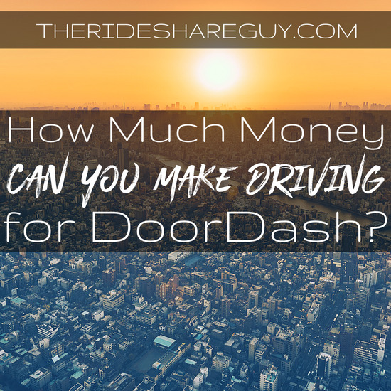 How much money can you make driving for DoorDash? For our contributor, Sundays are the best days to drive. Here's his hourly take-home breakdown.
