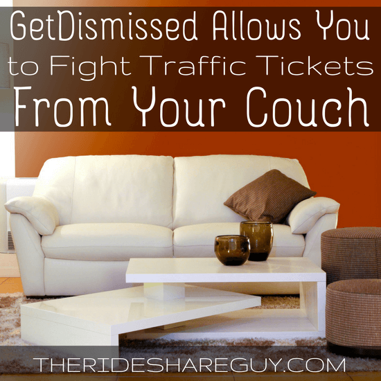 GetDismissed Allows You To Fight Traffic Tickets From Your Couch