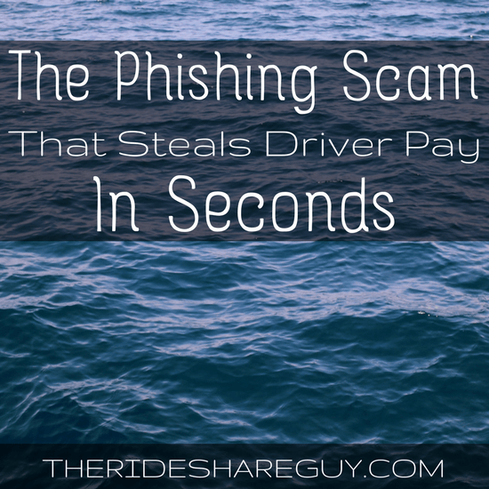 Have you heard of the new Uber and Lyft phishing scams targeting instant pay? Here's what you need to know to keep your info & money safe.