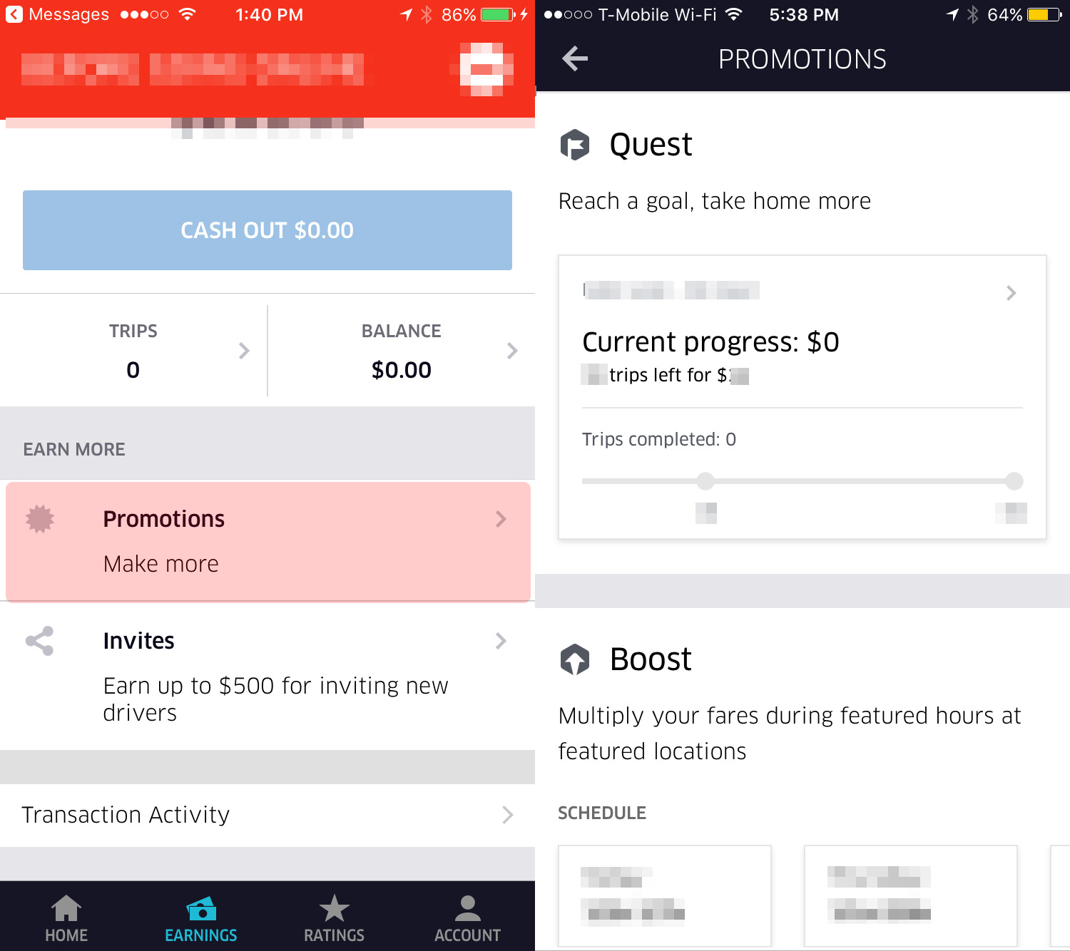Uncategorized how do uber guaranteed rates work how does it work - Quest Is An Incentive Uber Offers That Pays A Bonus For Completing A Certain Number Of Rides Generally There Will Be An Acceptance Rate Requirement For