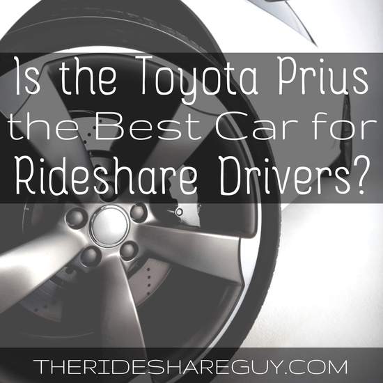 Is Toyota Prius the best car for Uber?
