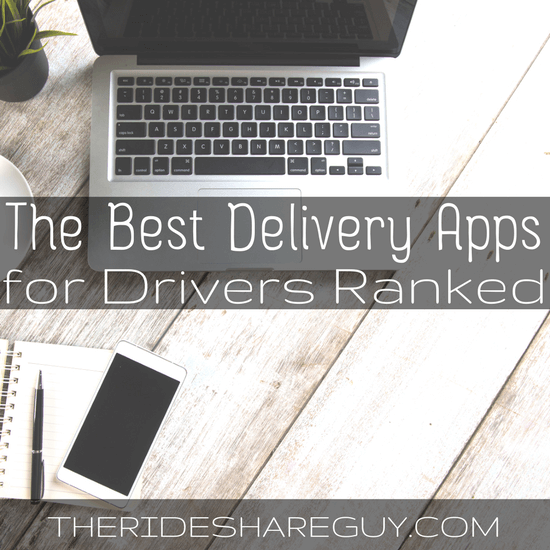 Best food delivery app to work for