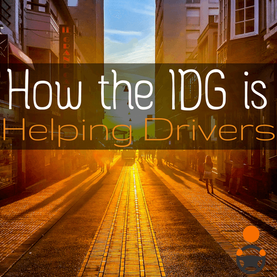 I speak with Ryan Price, Executive Director of IDG about what IDG does, how it helps drivers, and how drivers can get involved on the local level.