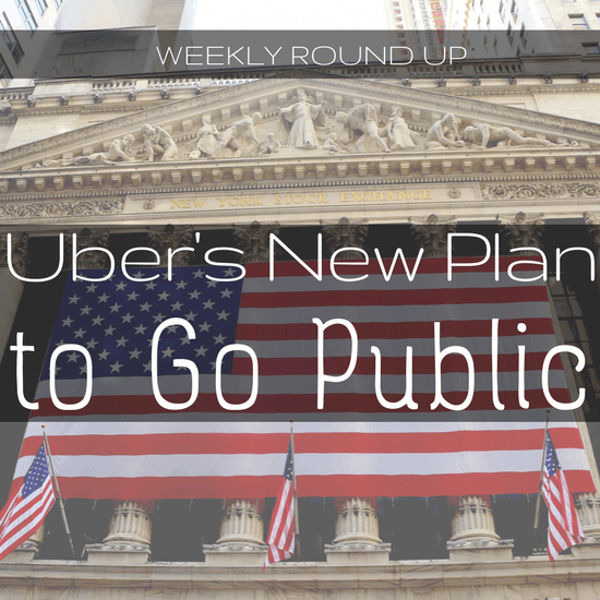 Today, senior RSG contributorJohn Incecovers this lawsuit plus an update on Uber's eventual/potential IPO, and merger rumors in other countrie