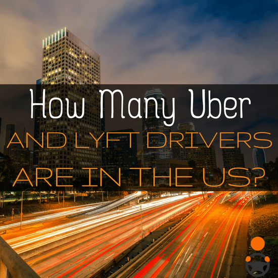 Have you ever wondered how many Uber drivers there are in the US? What about the world? We try to break down those numbers here -