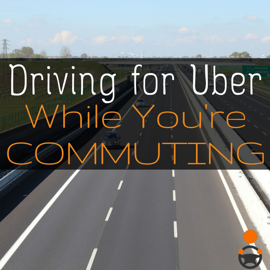 Have you tried using destination filters when you're commuting to work? It's one driving strategy that could easily earn you extra money -
