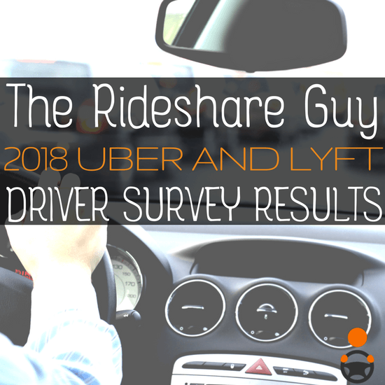 Wondering what the state of rideshare looks like in 2018? We have the results and analysis of the 2018 RSG driver survey results - take a look and let us know what you think here!