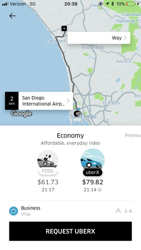 Uber is Ripping Off Frequent Riders and Here's How to Avoid It