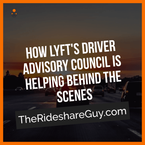 Lyft's Driver Advisory Council Is Helping Lyft Build Better Things