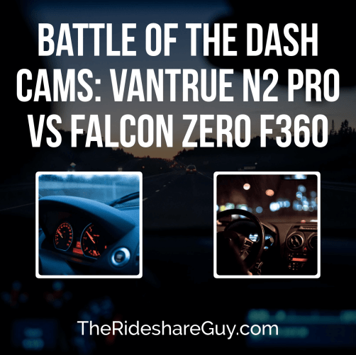 Battle of the dash cams - best dash cam review
