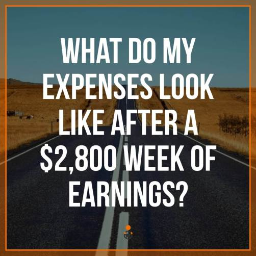 Depending on where you drive, when, and how frequently, your driver earnings could be very different - even from drivers in your own city. However, one thing all drivers have in common is expenses