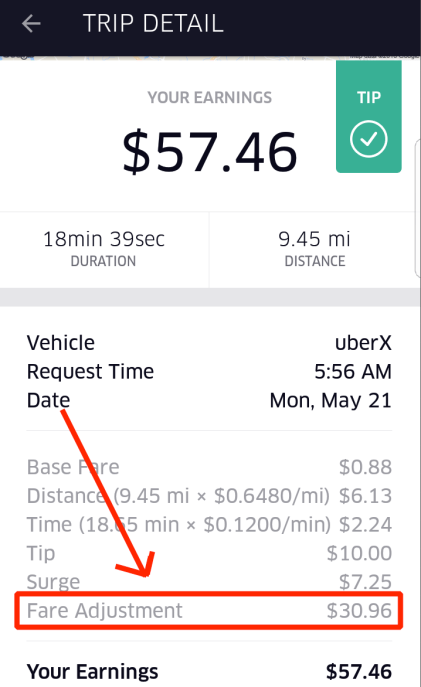 How To Get Your Fare Adjusted By Uber