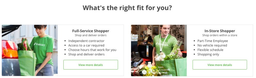 Instacart Driver Sign Up Bonus - Plus How Much Money I Made!
