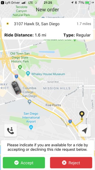 image of Getting a ride alert with Bounce
