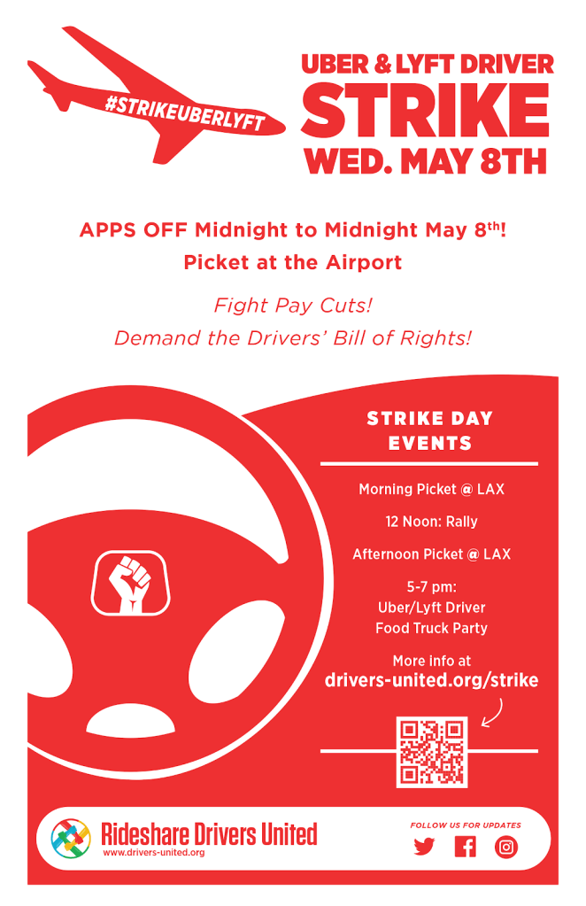 image of Flyer from RDU
