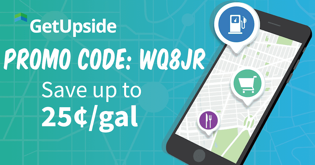 GetUpside Promo Code