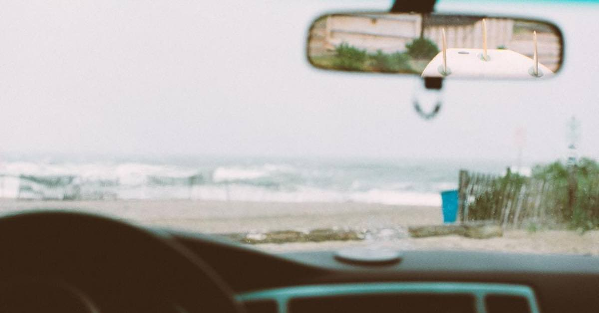 driving on the jersey shore