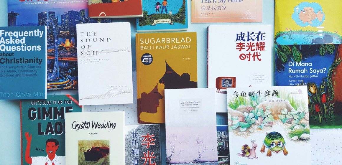 [Review] LocalBooks.sg, a haven for local book lovers