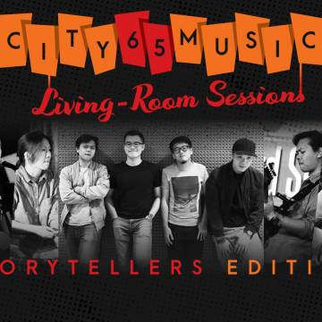 CITY65 Music's second Living-Room Session shines a light on storytellers
